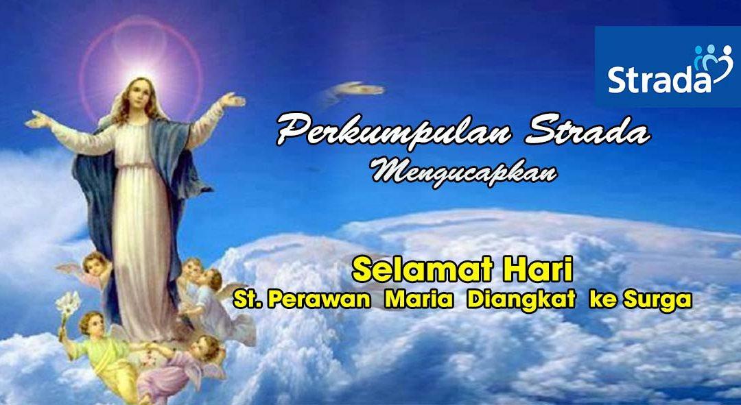Santa Perawan Maria Diangkat ke Surga